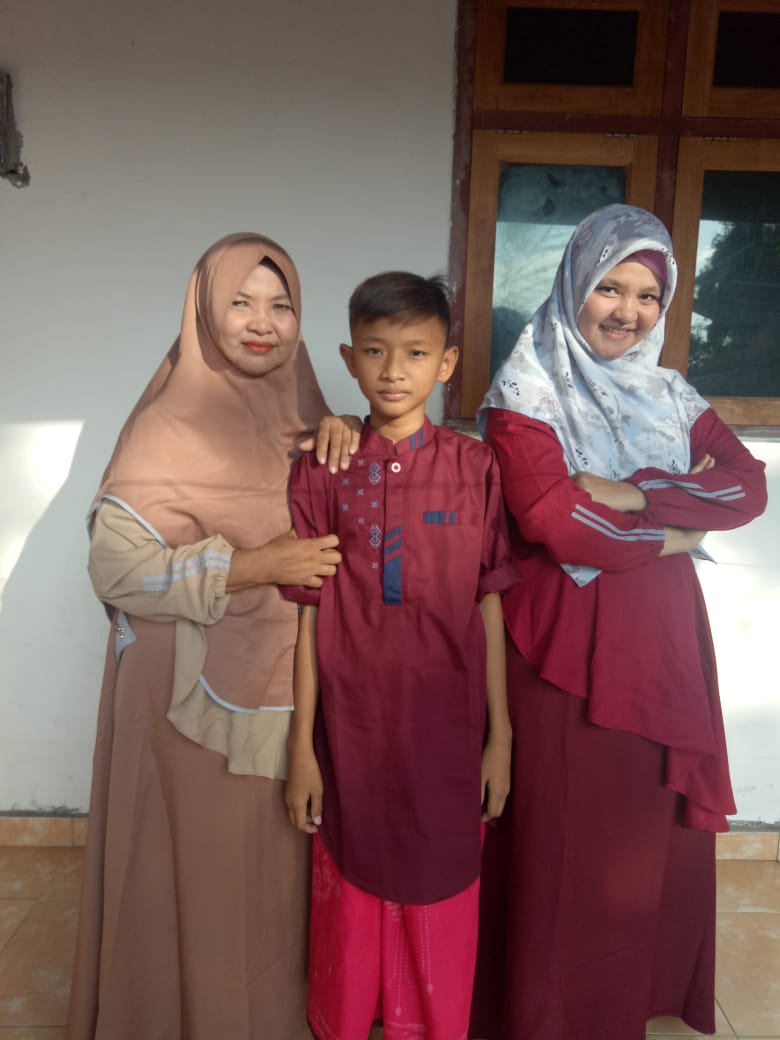 Sepenggal Duka : Kenangan Idul Fitri