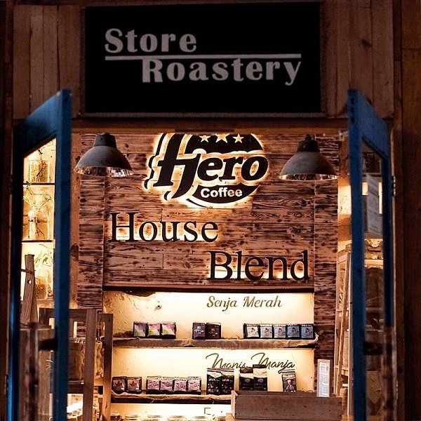 Store Roaster Hero Coffe