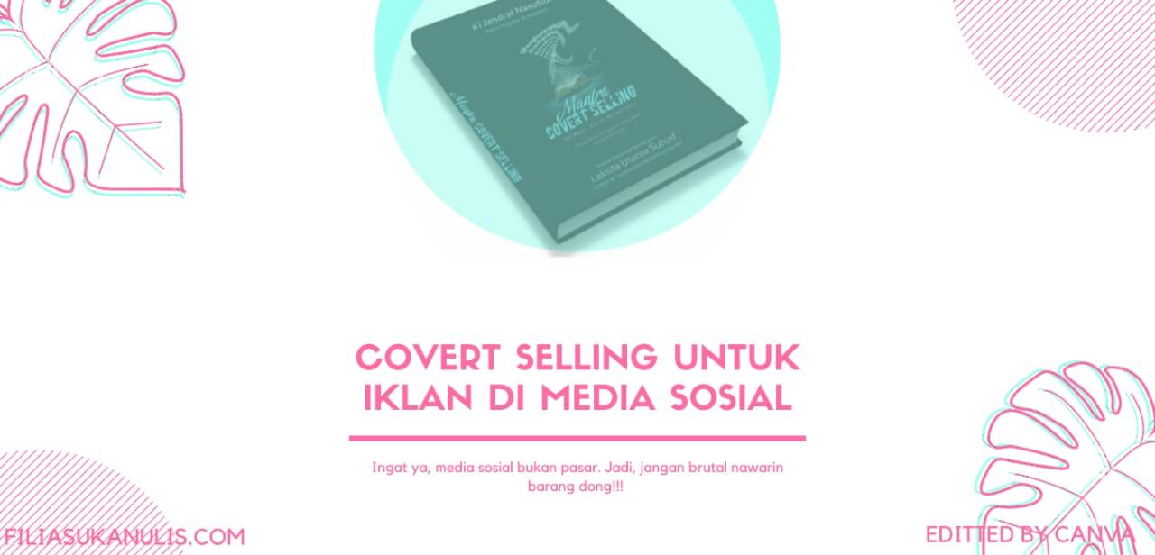 Banner Covert Selling