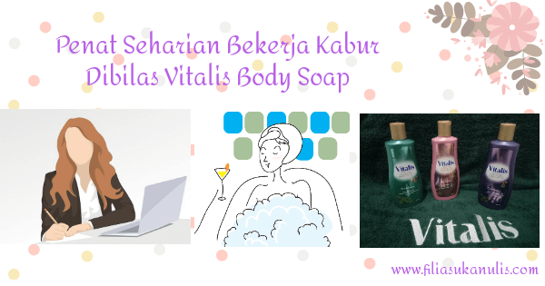 Mandi Parfum Vitalis Body Soap