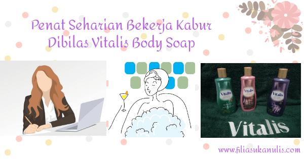 Mandi Parfum Vitalis Body Soap