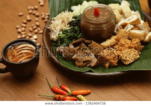 Rujak Cingur Khas Surabaya
