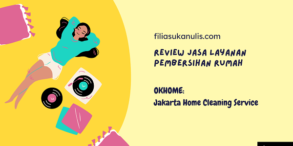 OKHOME Jakarta Home Cleaning Service