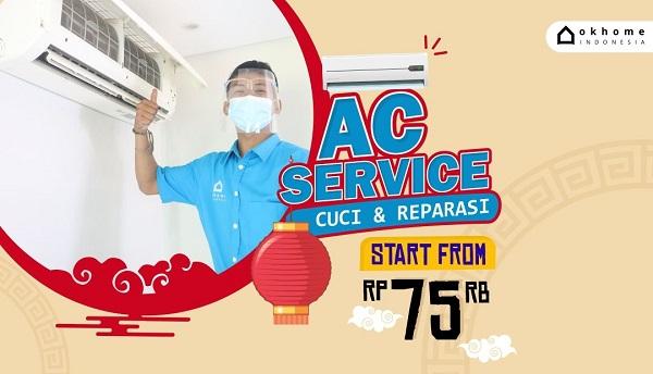 OKHOME Service AC