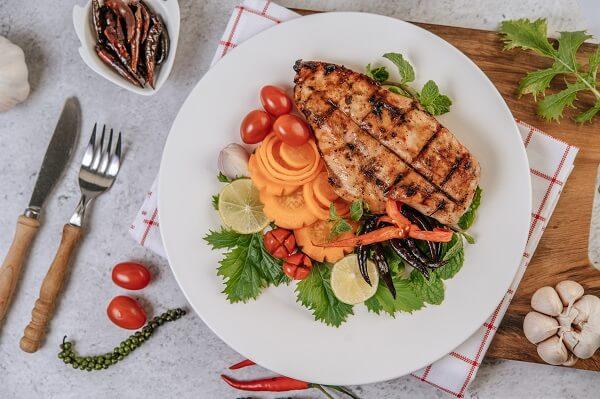 Menu Makanan Rendah Kolesterol
