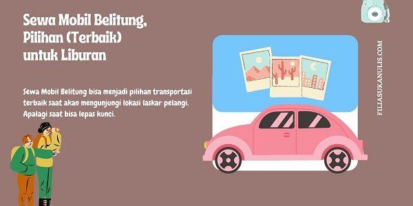 Sewa Mobil Belitung