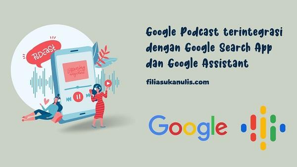 Aplikasi Google Podcast