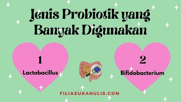 Jenis Probiotik